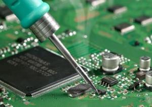 Lodning elektronik