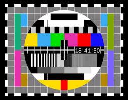 TV-testbillede